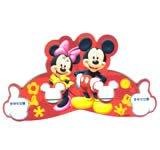 不思議メガネ ミッキーマウス・ミニーマウス