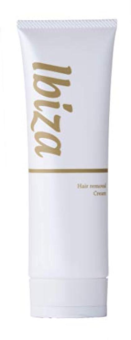 【医薬部外品】Ibiza Beauty イビサヘアーリムーバルクリーム 135g