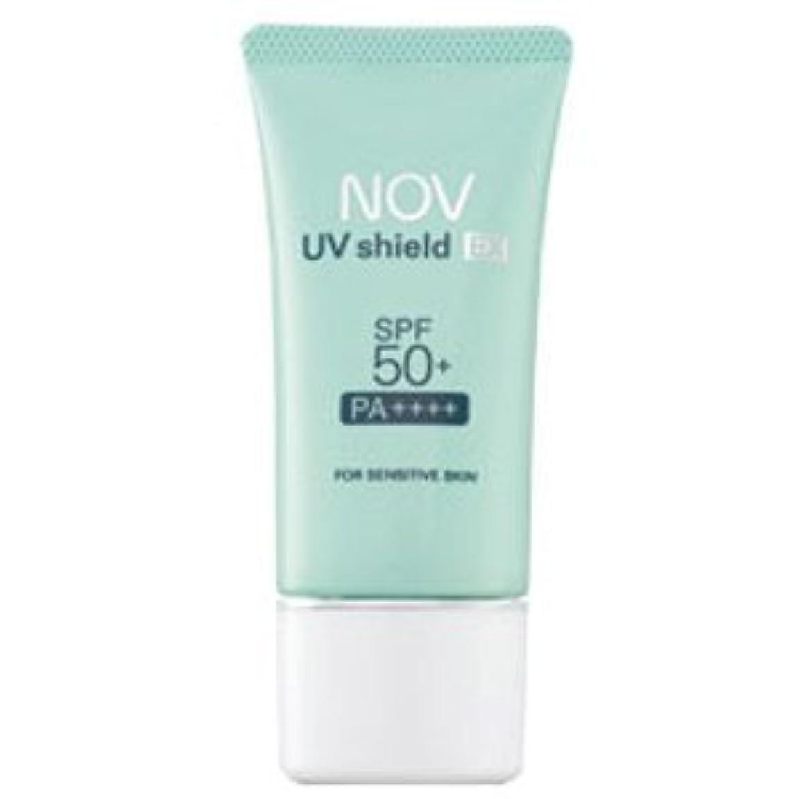 アラートクレデンシャル透過性ノブ NOV UVシールドEX SPF50+ PA++++ 30g