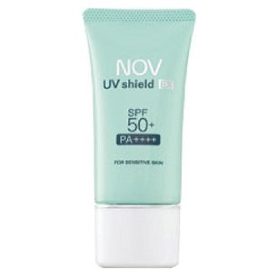 臭いバンヒューズノブ NOV UVシールドEX SPF50+ PA++++ 30g