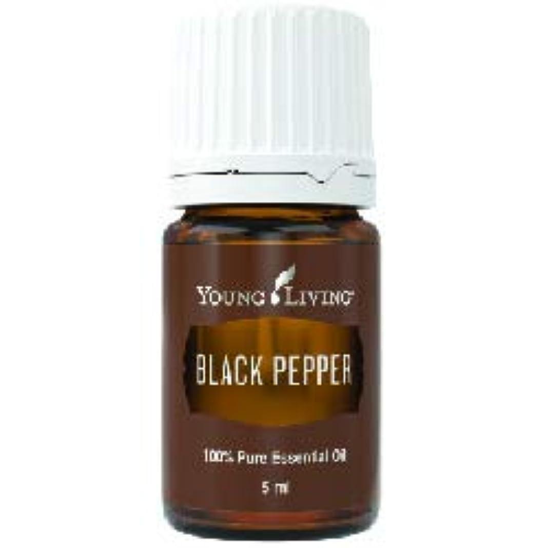 アトミックメイン添加剤ブラックペッパーエッセンシャルオイル 5 ml byヤングリビングエッセンシャルオイルマレーシア Black Pepper Essential Oil 5 ml by Young Living Essential Oil...