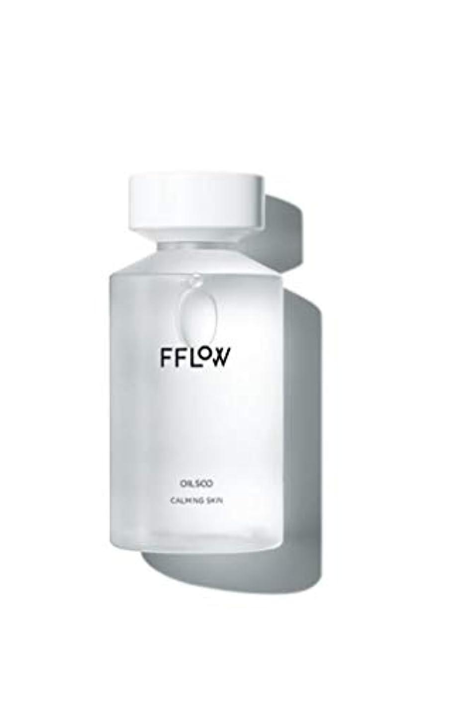 こするチャップスキッパーFFLOW ☆フローOilsoo Calming Skin オイル水カミング化粧水150ml [並行輸入品]