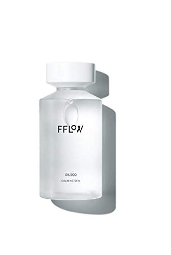 呪われた対人郵便FFLOW ☆フローOilsoo Calming Skin オイル水カミング化粧水150ml [並行輸入品]