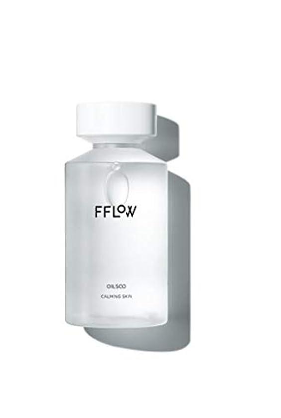 ピッチ不正確しなければならないFFLOW ☆フローOilsoo Calming Skin オイル水カミング化粧水150ml [並行輸入品]