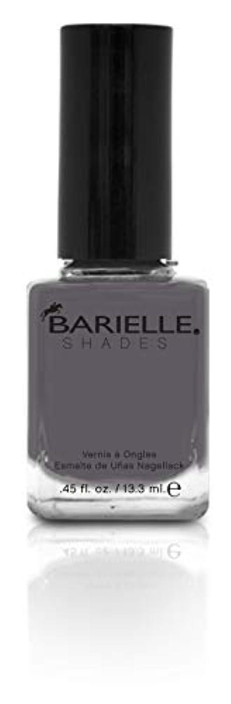 胸言語学チャームBARIELLE バリエル ワン シェイド グレー 13.3ml One Shade Of Gray 5258 New York 【正規輸入店】