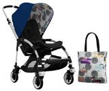 Bugaboo Bee3 Accessory Pack - Andy Warhol Royal Blue/Transport (Special Edition) by Bugaboo