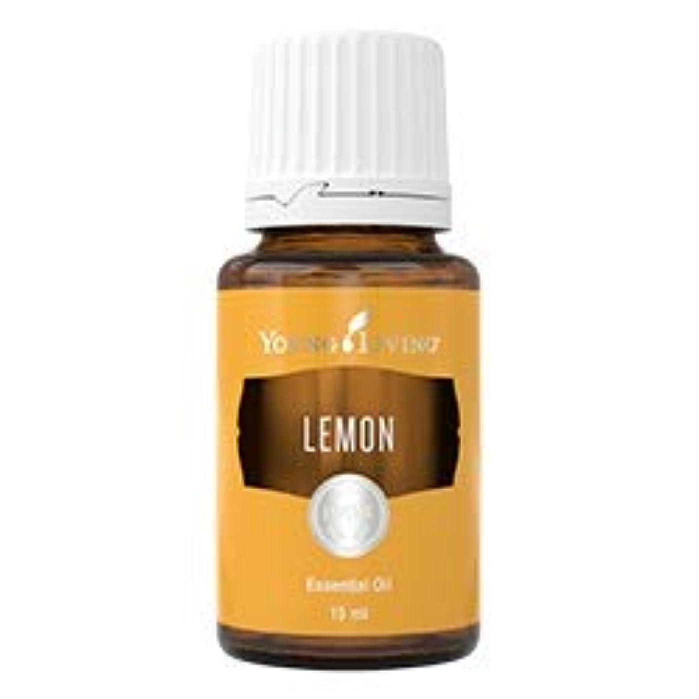 はがき然とした振動するレモンエッセンシャルオイル15 ml byヤングリビングエッセンシャルオイルマレーシア Lemon Essential Oil 15 ml by Young Living Essential Oil Malaysia
