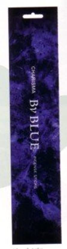 クランプエンディングスキーカリスマインセンス(スティック) BvBLUE(ビーブイブルー)ソフトストーン香立付き