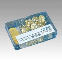 [해외]이중 압정 CR-GB100-BRS/Double thumbtacks CR - GB100 - BRS