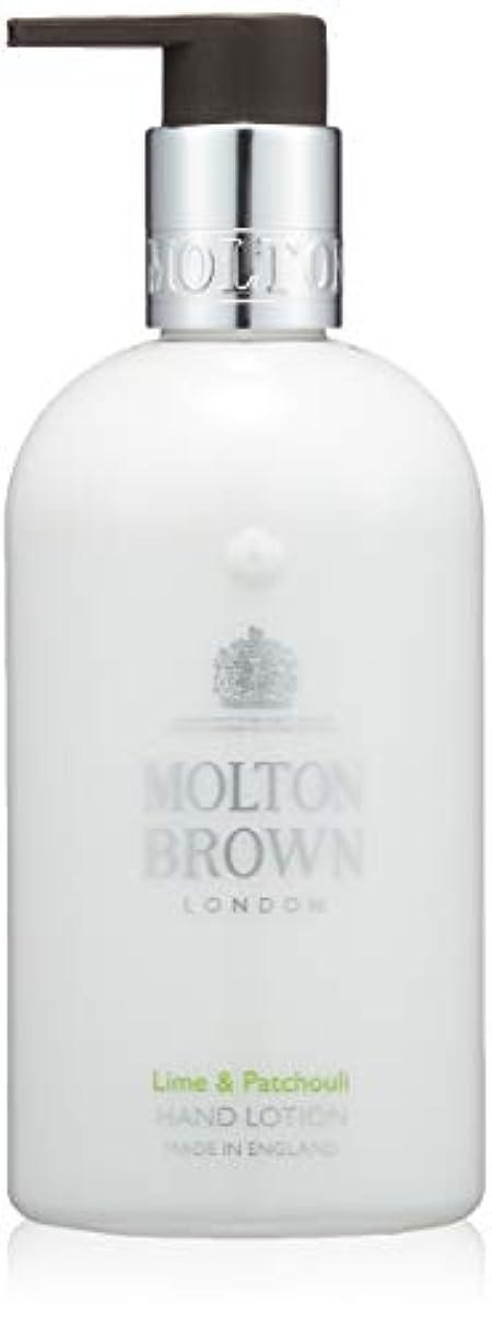 ビデオ一般的に圧倒するMOLTON BROWN(モルトンブラウン) ライム&パチョリ コレクションL&P ハンドローション