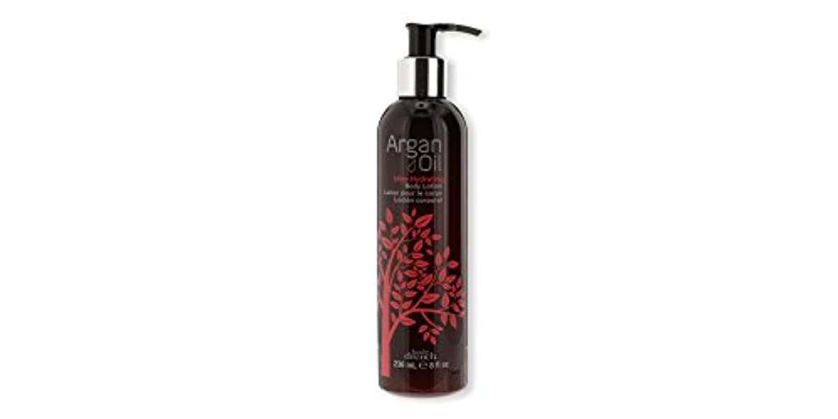 長老予測する四分円Argan Oil Body Ultra Hydrating Lotion 235 ml Pump (並行輸入品)