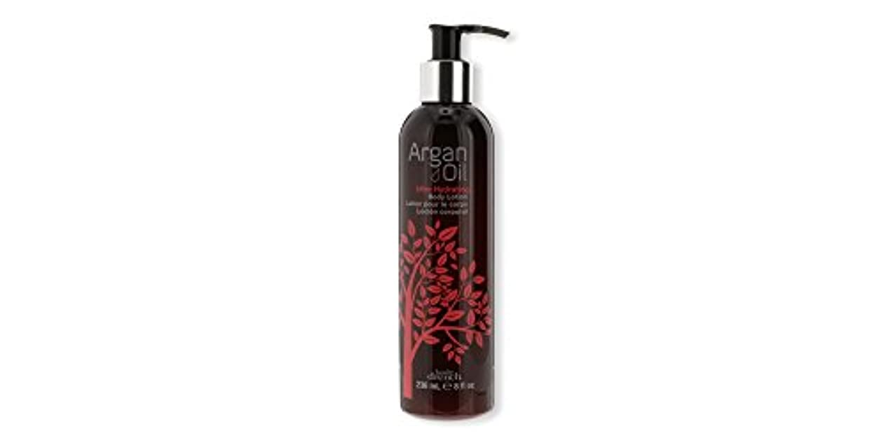 腰月細いArgan Oil Body Ultra Hydrating Lotion 235 ml Pump (並行輸入品)