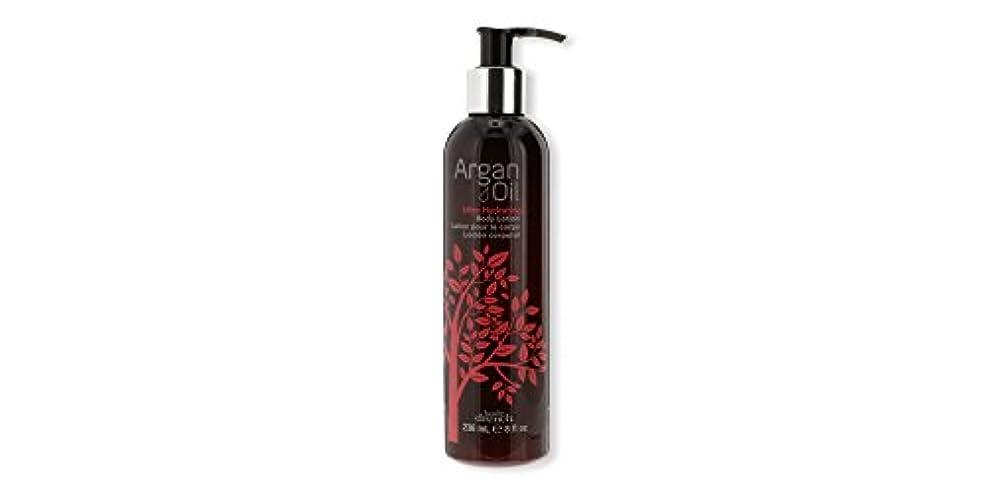 サドル艶生息地Argan Oil Body Ultra Hydrating Lotion 235 ml Pump (並行輸入品)