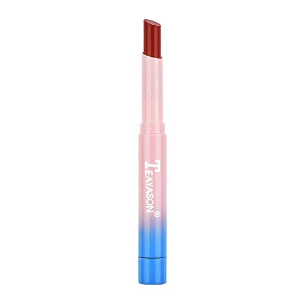 押す噛む建築口紅 BOBOGOJP 新タイプ かわいい オシャレなリップグロス 唇の温度で色が変化するリップ 天然オイル入り 自然なツヤ 保湿 長持ち リップスティック リップベース 防水 透明 リップベース 子供 大人 プレゼント (B) (D)