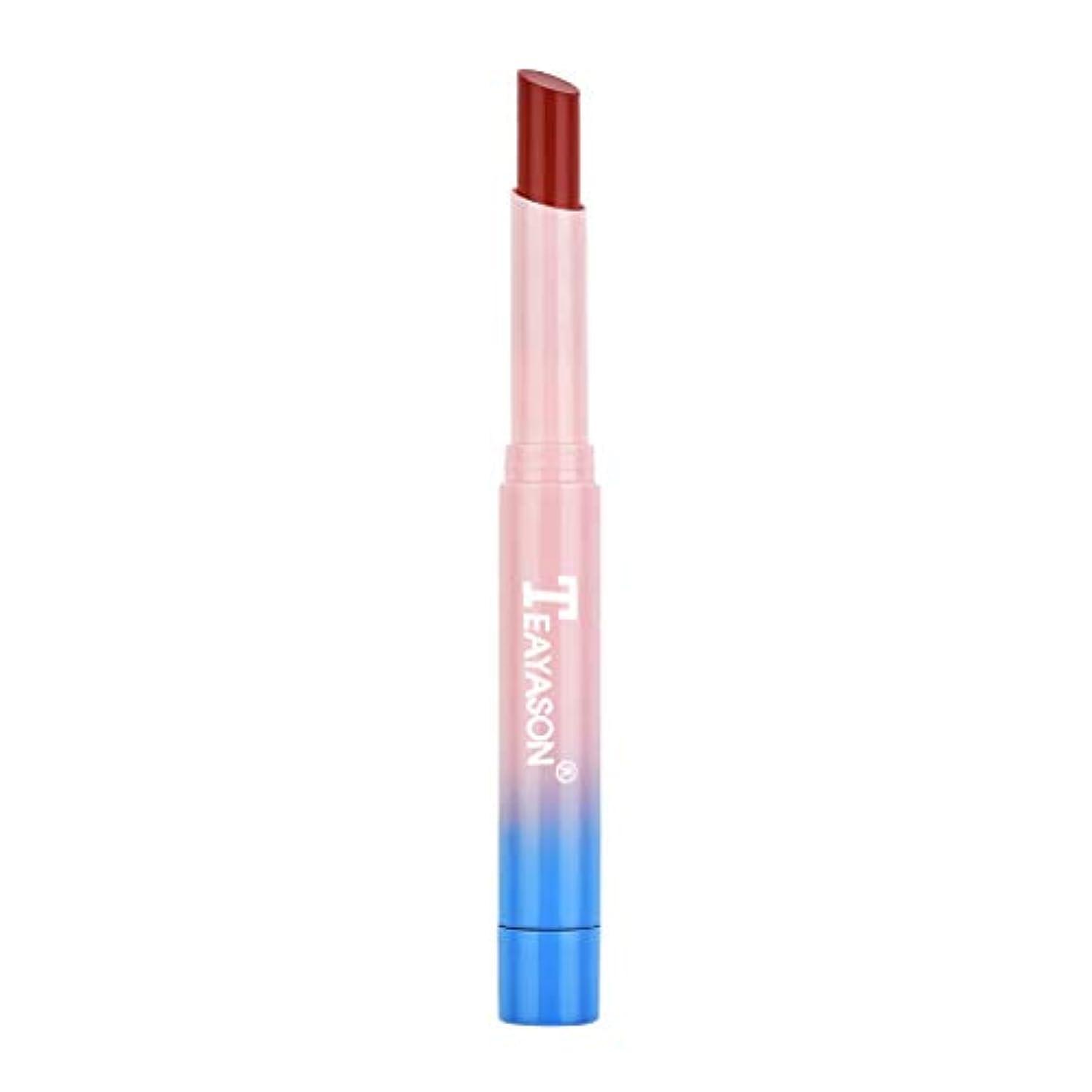 召喚する貸す流用する口紅 BOBOGOJP 新タイプ かわいい オシャレなリップグロス 唇の温度で色が変化するリップ 天然オイル入り 自然なツヤ 保湿 長持ち リップスティック リップベース 防水 透明 リップベース 子供 大人 プレゼント (B) (D)