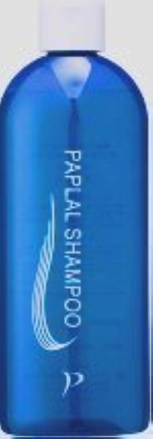 ホイップ実業家拒絶するパプラール シャンプー〔男女兼用〕300ml 1箱 4969432402089