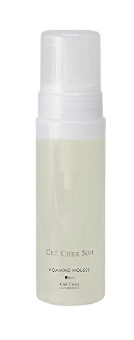 影のある石膏め言葉クレシェソワ フォーミングムースN-D(洗顔フォーム)200ml