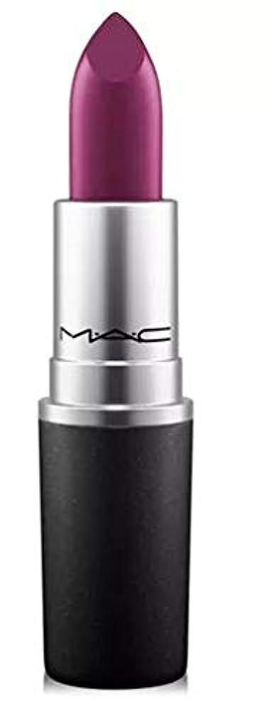 扱う買収乳剤マック MAC Lipstick - Plums Rebel - midtonal cream plum (Satin) プラム リップスティック [並行輸入品]
