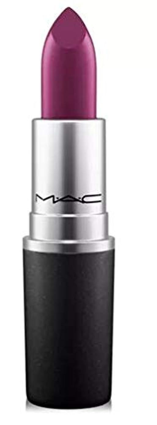 干渉レオナルドダチャットマック MAC Lipstick - Plums Rebel - midtonal cream plum (Satin) プラム リップスティック [並行輸入品]