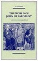 The World of John of Salisbury (Studies in Church History: Subsidia)
