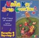 Favorite Sing-A-Longs 3: Ult Kids Song Coll