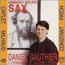 Homage to Adolphe Sax