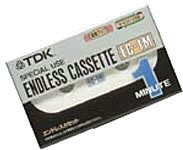 エンドレスカセット1分 EC-1MA