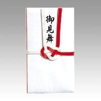 マルアイ 祝金封 赤白7本結切 お見舞 キ-112 00066425【まとめ買い10枚セット】
