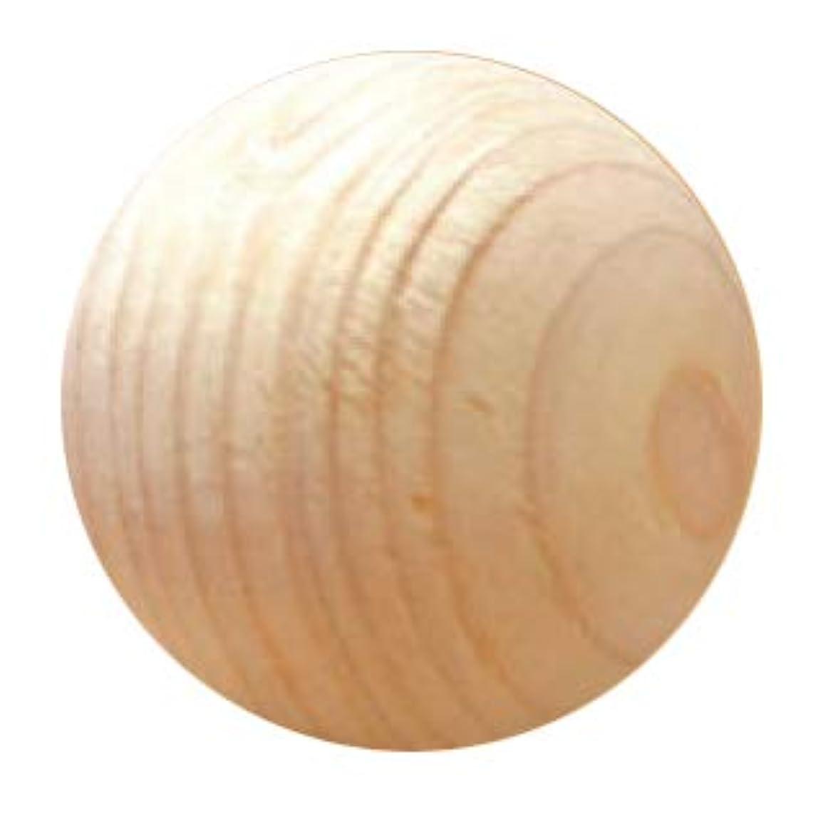 レンドヨーグルト教えて1個から購入可能!国産ヒノキを使ったヒノキボール 檜ボール 桧ボール ひのきボール 玉