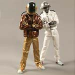 REAL ACTION HEROES daft punk Thomas Bangalter