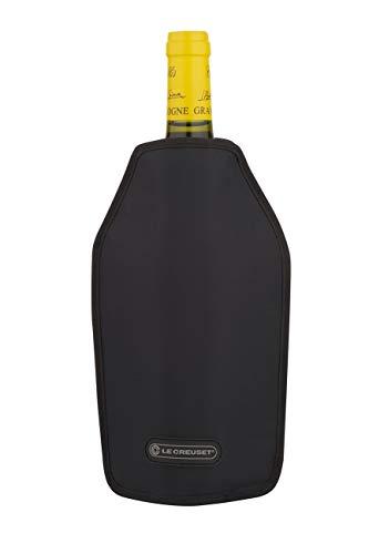 ルクルーゼ アイスクーラースリーブ WA126 ワインクーラー ブラック 59142-01-00
