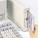 サンワサプライ MOレンズクリーナー (スケル トン) CD-M35CL