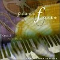 Film Music Piano Forte-Opus 3 by Peacock, Christopher (1995-11-01?