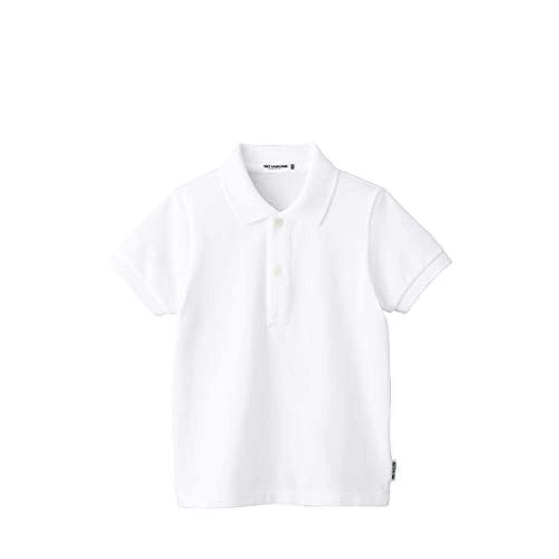 ミキハウス (MIKIHOUSE) ポロシャツ 30-5512-369 130cm 白