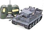 タミヤ 1/35 ラジオコントロールタンクシリーズ タイガーI初期型