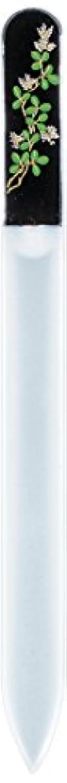 意気込み蒸留する高揚した橋本漆芸 ブラジェク製高級爪ヤスリ 九月 萩 OPP