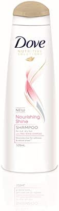 Dove Nutritive Solutions Shampoo Nourishing Shine, 5 x 320ml