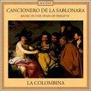 Cancionero De La Sablonara-Mus