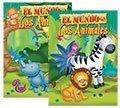 Kole Imports GM648 Spanish Coloring Book [並行輸入品]