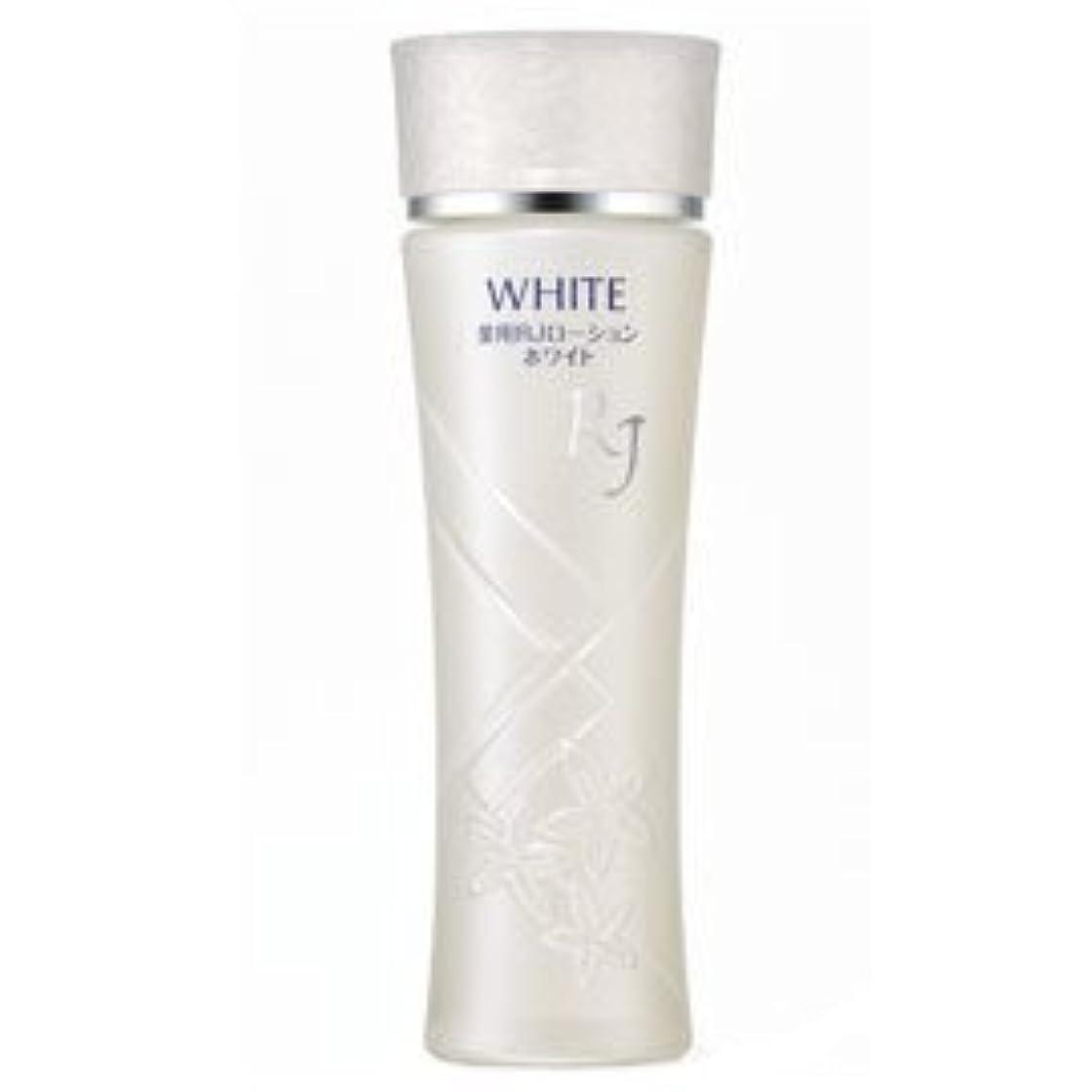 楽な感じベアリングサークル薬用 RJローション ホワイト(医薬部外品) 120mL