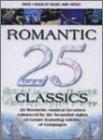 25 Romantic Classics [DVD]