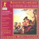 Rossini: Il barbiere di Seviglia (for voice & string quartet) / Gasdia