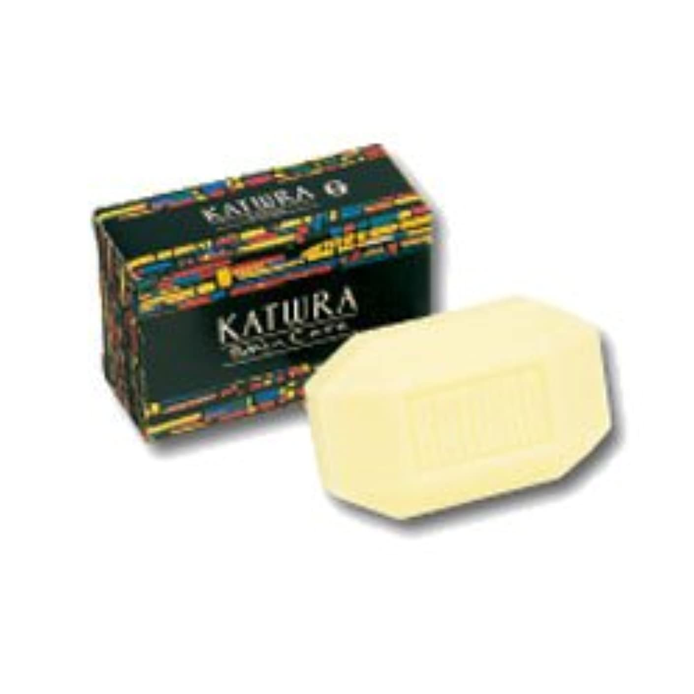 【カツウラ化粧品】カツウラ?サボン(グリーンフローラルの香り) 100g ×10個セット