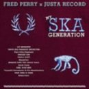 "フレッドペリー FRED PERRY×JUSTA RECORD ""MY SKA GENERATION""(CCCD)"