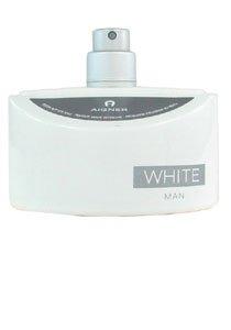 Aigner White Man (アイグナー ホワイト マン) 4.2 oz (126ml) EDT Spray (テスター/箱なし・キャップなし)by Etienne Aigner for Men