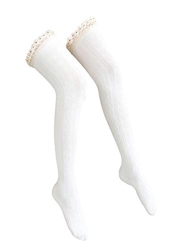 モトリーパイプ尋ねるオーバーニーソックス 美脚 着圧 スッキリ サイハイソックス ニーハイ ストッキング ロングソックス レディース 靴下 かわいい