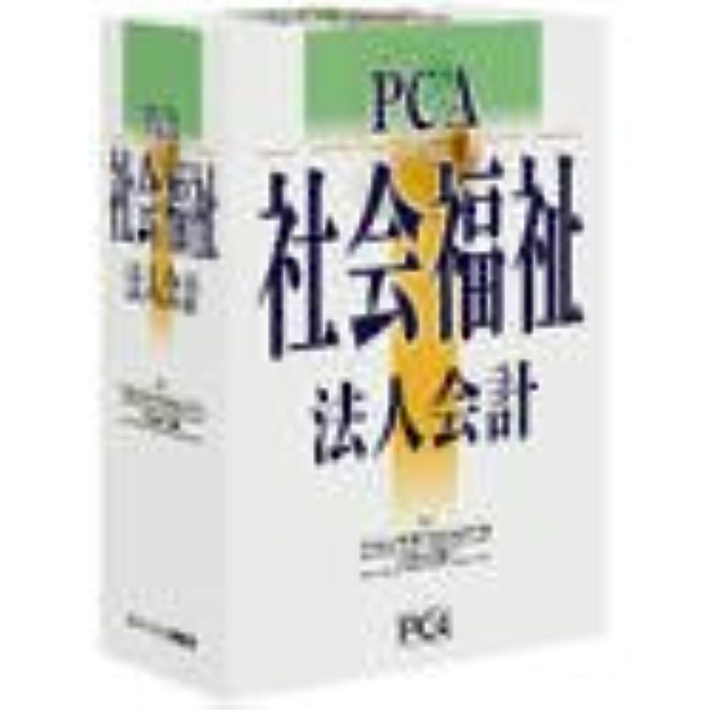 窒息させるブレース蜂PCA社会福祉法人会計