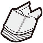 シャープ[SHARP] シャープ掃除機用ベンリブラシ(217...
