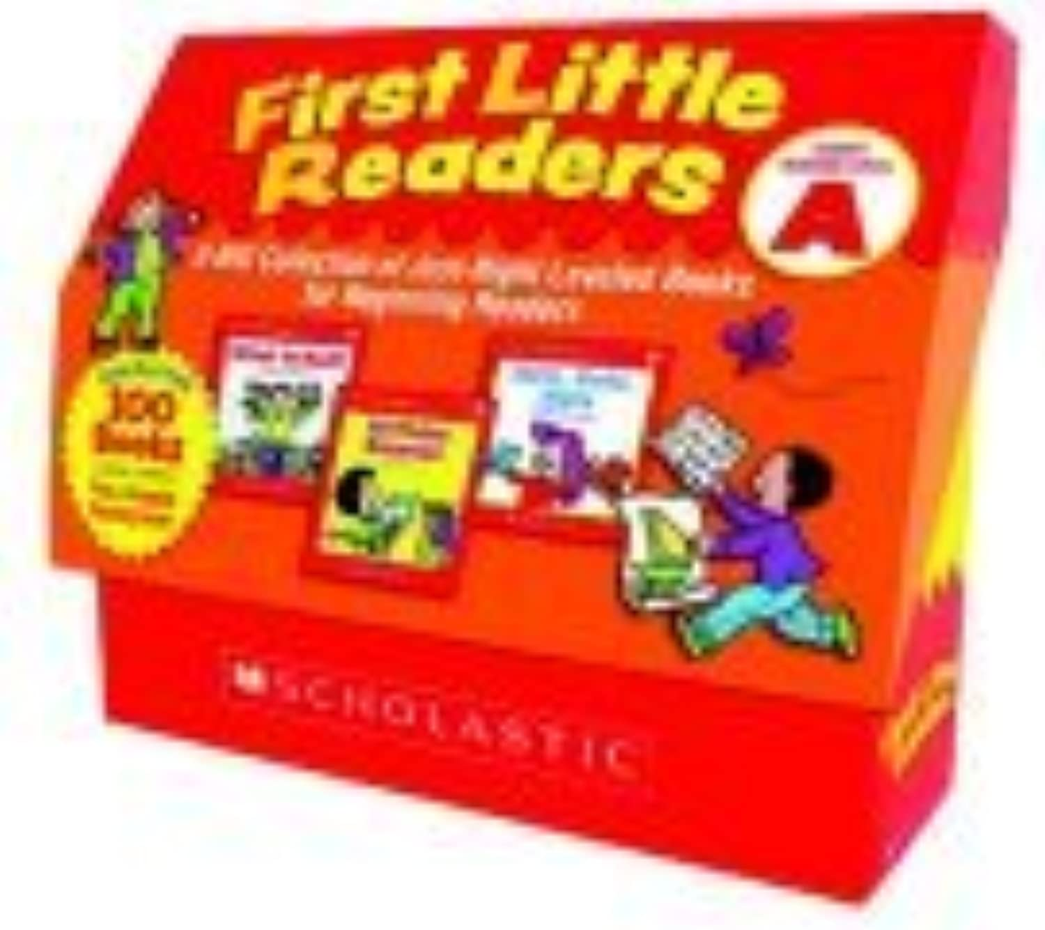 Scholastic First Little Readers Book, Level A