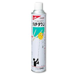 業務用ハチ駆除殺虫剤 ハチダウン 1本(730ml) 強力噴...